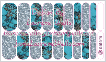 Custom_Wrap_Preview_Gems_Turquoise_and_Silver