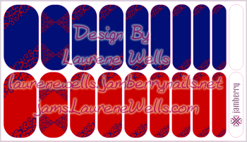 2015_06_June_10th_Delicate_Scrolls_Blue_with_Red_mixed_preview