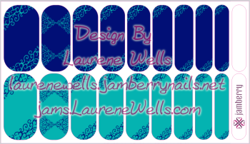 2015_06_June_10th_Delicate_Scrolls_Blue_with_Teal_mixed_preview
